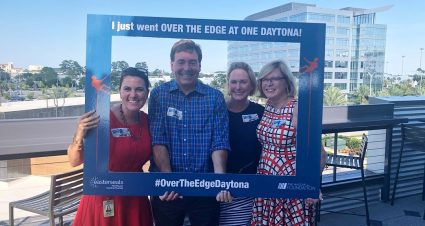 "Dates Announced for second-annual ""Over The Edge At One Daytona"""