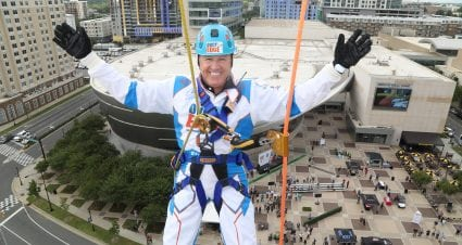 2nd Annual 'Over the Edge Charlotte' Set for Sept. 24-25