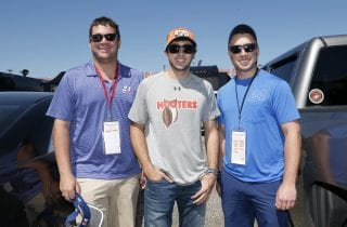 Monster Energy NASCAR Cup SeriesGEICO 500Talladega Superspeedway, Talladega, AL USASunday 7 May 2017Chase Elliott, Hendrick Motorsports, Hooters Chevrolet SSWorld Copyright: Matthew T. ThackerNKP