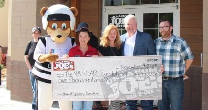 Oklahoma Joe's Barbeque Fun While Helping Kids