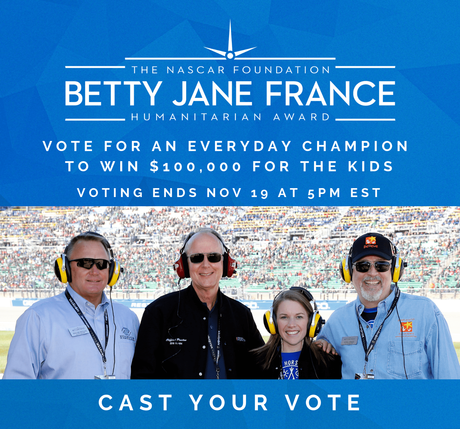 Vote For An Everyday Champion To Win 100000 For The Kids 2
