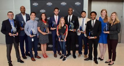 The NASCAR Foundation Honored at NASCAR Diversity Awards