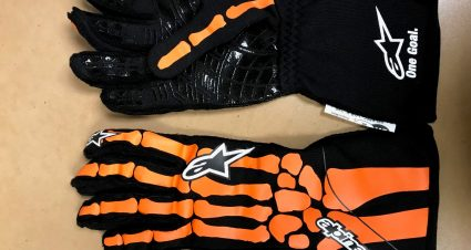 The Dale Jr. Foundation Reveals 2019 Driven to Give Gloves Program