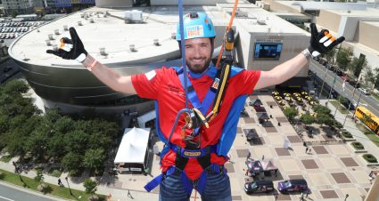 'Over the Edge Charlotte' Part of NASCAR Race Week in Queen City