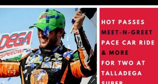 Day 8 Talladega Package