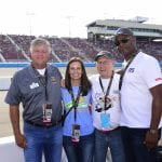 AVONDALE, ARIZONA - NOVEMBER 09: NASCAR Foundation BJFHA nominees garage tour during qualifying for the Monster Energy NASCAR Cup Series Bluegreen Vacations 500 at ISM Raceway on November 09, 2019 in Avondale, Arizona. (Photo by Jared C. Tilton/Getty Images)   Getty Images