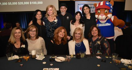Betty Jane France Memorial High Speed Hold 'Em Poker Tournament Set for Monday At Embry-Riddle Aeronautical University