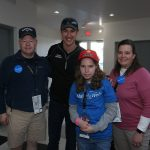 DAYTONA BEACH, FLORIDA - FEBRUARY 08: Joey Logano Make-A-Wish during practice for the NASCAR Cup Series Busch Clash at Daytona International Speedway on February 08, 2020 in Daytona Beach, Florida. (Photo by Brian Lawdermilk/Getty Images) | Getty Images