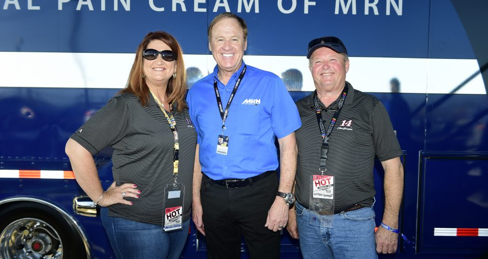 DAYTONA BEACH, FLORIDA - FEBRUARY 16: The NASCAR Foundation - Meet and Greet with Rusty Wallace with Donors during the NASCAR Cup Series 62nd Annual Daytona 500 at Daytona International Speedway on February 16, 2020 in Daytona Beach, Florida. (Photo by Jared C. Tilton/Getty Images) | Getty Images