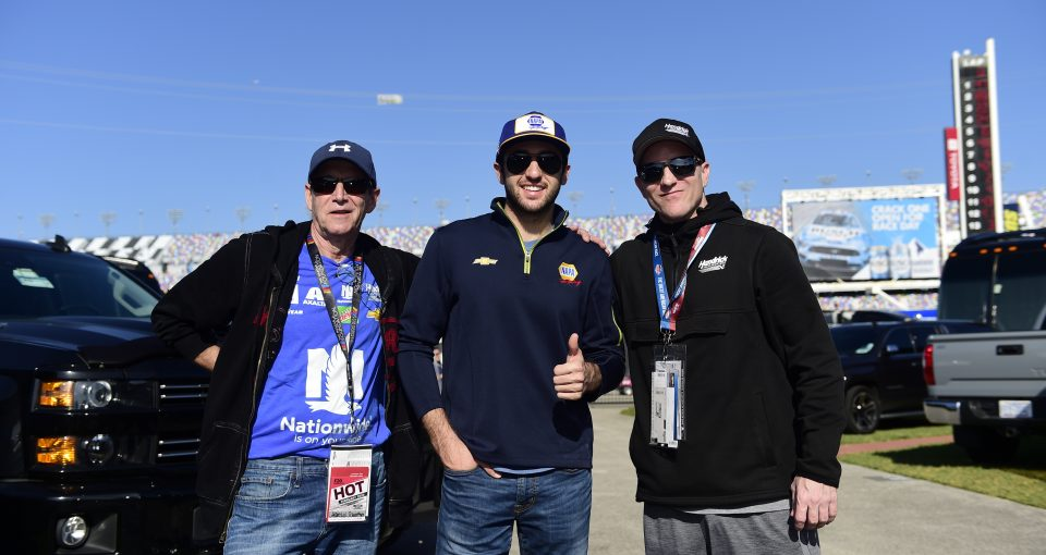 DAYTONA BEACH, FLORIDA - FEBRUARY 16: The NASCAR Foundation - Chase Elliott Meet and Greet during the NASCAR Cup Series 62nd Annual Daytona 500 at Daytona International Speedway on February 16, 2020 in Daytona Beach, Florida. (Photo by Jared C. Tilton/Getty Images) | Getty Images