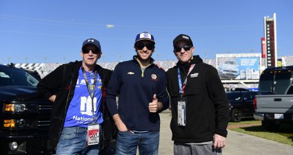 NASCAR Drives International Fandom