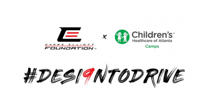 "Chase Elliott Foundation ""DESI9N TO DRIVE"" Racing Shoes to Benefit Children's Healthcare of Atlanta"
