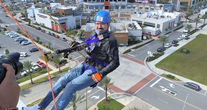 4th Annual Over the Edge A Breeze