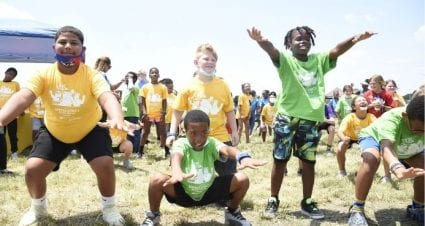 The NASCAR Foundation Partners with Nashville Superspeedway on Speediatrics Fun Day Festival for Boys & Girls Clubs...