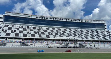 The NASCAR Foundation and Daytona International Speedway Deliver Unforgettable Experiences at First-Ever License to Drive...